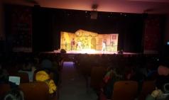 양평군건강가정·다문화가족지원센터 가족 뮤지컬 공연